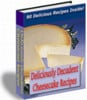 Thumbnail  Cheese Cake Recipes With Master Resale Rights.