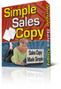 Thumbnail Simple Sales Copy With Master Resale Rights.