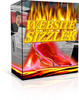 Thumbnail Web Site Sizzler With Master Resale Rights.