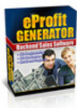 Thumbnail eProfit Generator With Master Resale Rights.