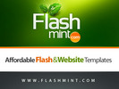 Thumbnail 55 flash templates With Master Resale Rights.