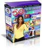 Thumbnail 50 Professional Header Templates with MRR.