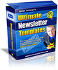Thumbnail Newsletter Templates Pack With Master Resale Rights.