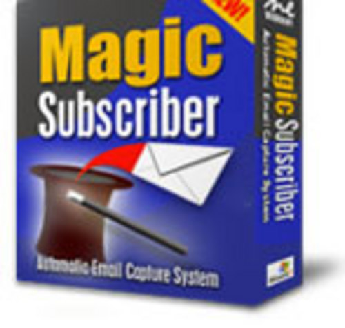 Product picture Magic Subscriber With Master Resale Rights
