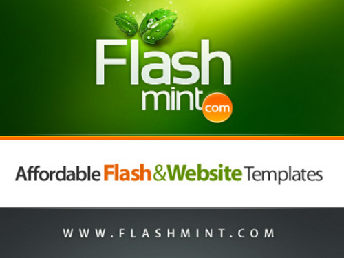 Product picture 55 flash templates With Master Resale Rights.