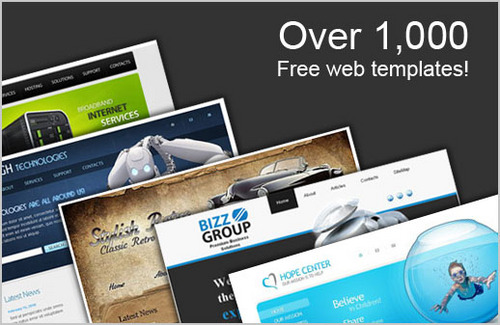 Product picture More than 1000 Homepage Templates with MRR.