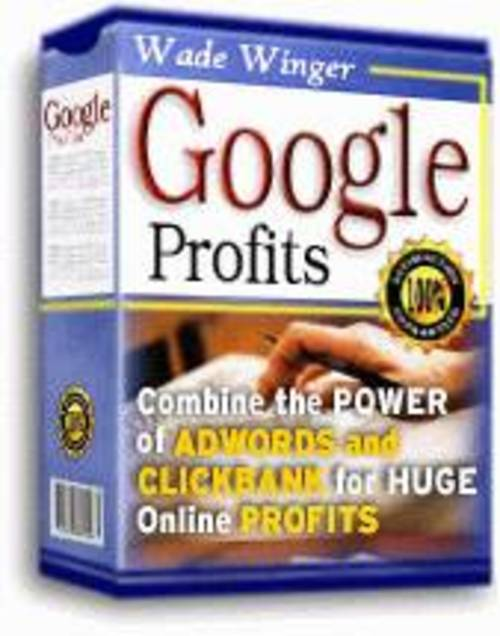 Product picture How To Maximize Your Profits From Google Adwords W/MRR.