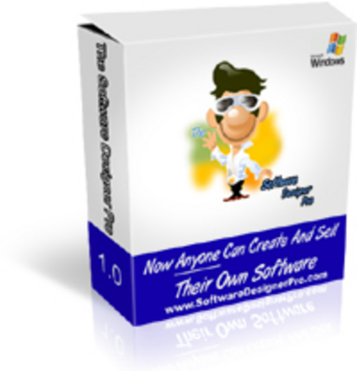 Product picture Software designer With Master Resale Rights.