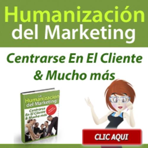 Product picture Marketing y La Humanizacion